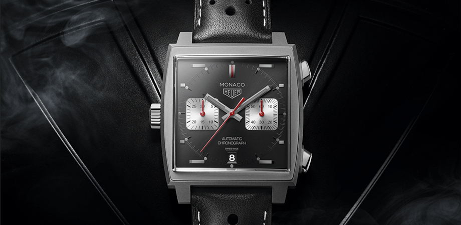 часы TAG Heuer Monaco 2009-2019 Limited Edition