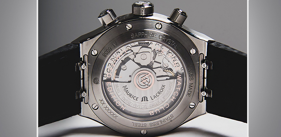 часы Maurice Lacroix Aikon Chronograph X Fine Watch Club