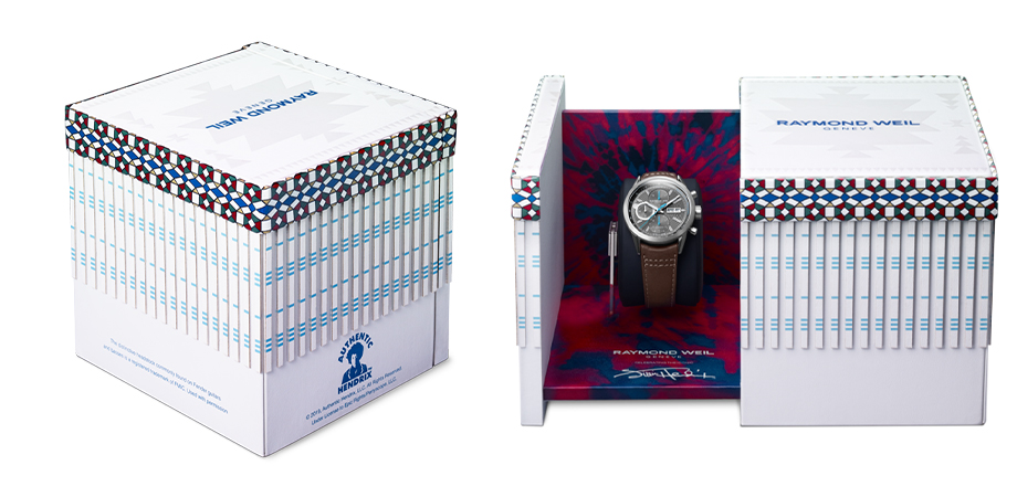 часы Raymond Weil Freelancer Jimi Hendrix Limited Edition