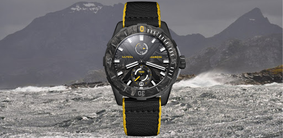 часы Ulysse Nardin Diver X Cape Horn and Nemo Point