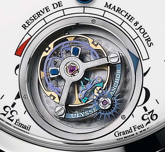 часы Ulysse Nardin Anchor Tourbillon